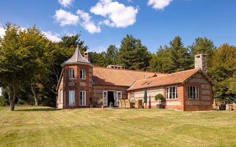 The Shooting Lodge