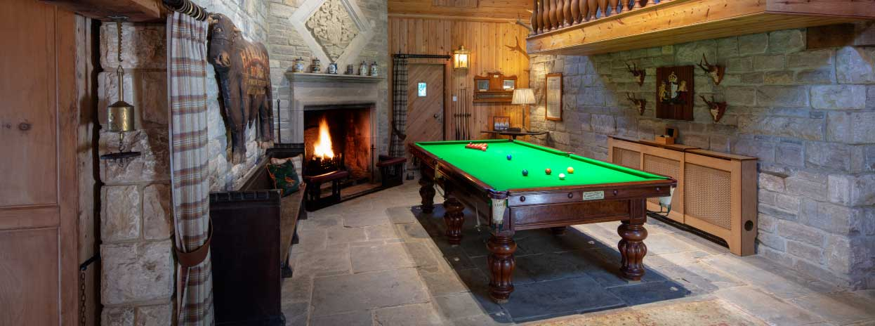 Snooker and billiards